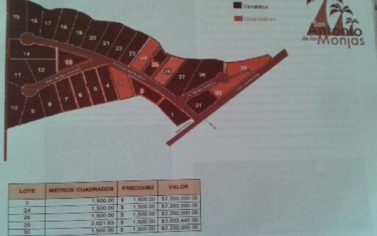 Foto de terreno habitacional en venta en, cortijo de los soles, atlixco, puebla, 1320469 no 08