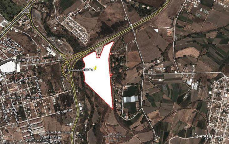 Foto de terreno habitacional en venta en, cortijo de los soles, atlixco, puebla, 958377 no 02