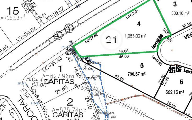 Foto de terreno habitacional en venta en, cortijo del río 1 sector, monterrey, nuevo león, 1243387 no 01