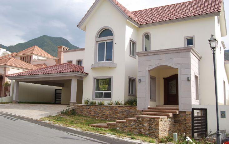 Foto de casa en venta en, cortijo del río 1 sector, monterrey, nuevo león, 1526287 no 01