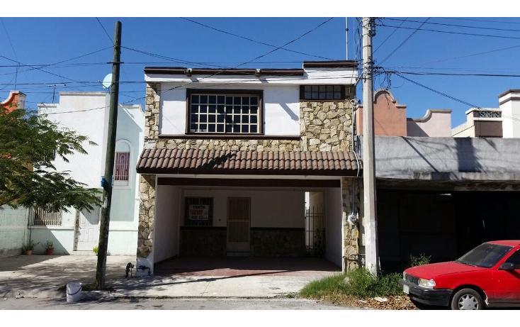 Foto de casa en venta en  , cortijo las palmas, apodaca, nuevo león, 1312753 No. 01