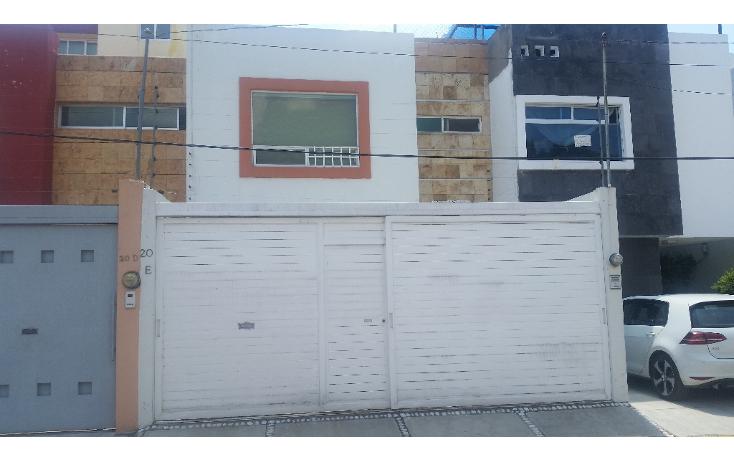 Foto de casa en venta en  , cortijo san joaqu?n, cuautlancingo, puebla, 1121747 No. 01