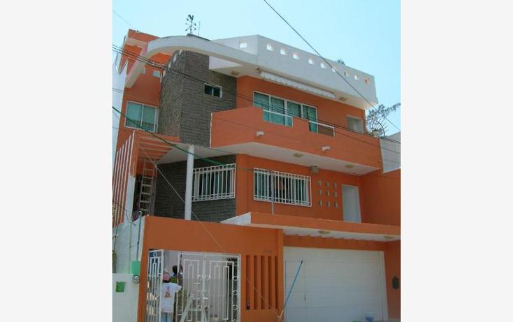 Foto de casa en venta en cosamaloapan 324, la tampiquera, boca del r?o, veracruz de ignacio de la llave, 398216 No. 01