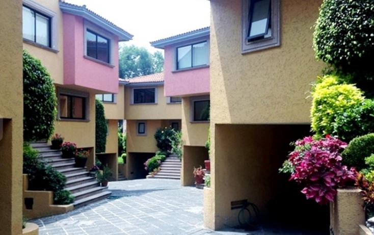 Foto de casa en venta en coscomate , fuentes de coyoacán, coyoacán, distrito federal, 1494389 No. 01
