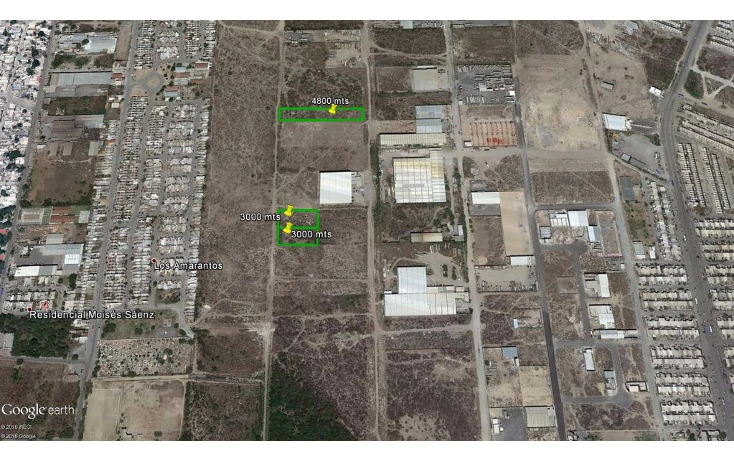 Foto de terreno industrial en venta en  , cosmópolis, apodaca, nuevo león, 1255859 No. 01