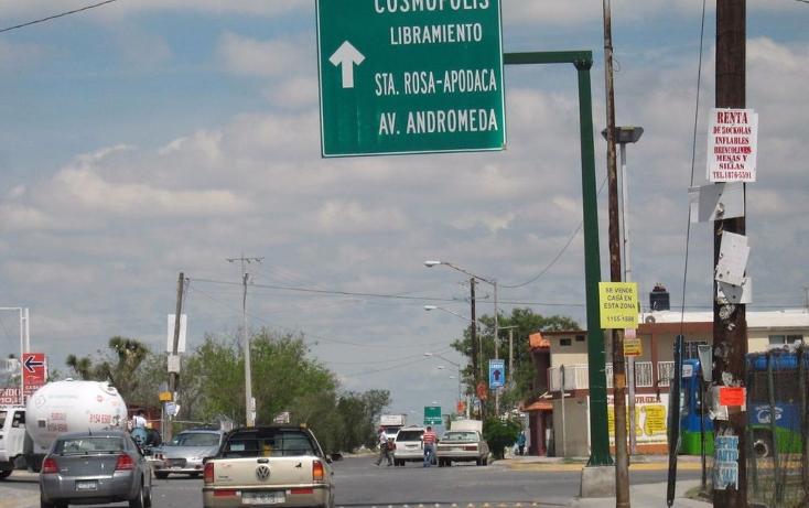 Foto de terreno industrial en venta en  , cosmópolis, apodaca, nuevo león, 1255859 No. 02