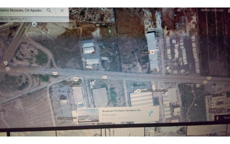 Foto de terreno comercial en venta en  , cosmópolis, apodaca, nuevo león, 1608468 No. 01