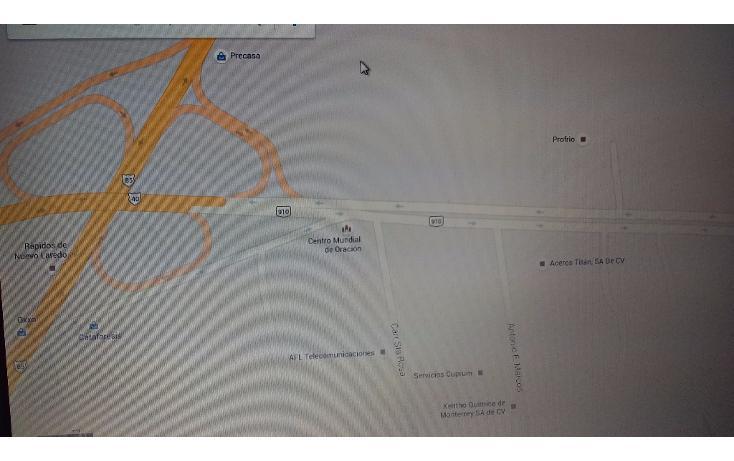 Foto de terreno comercial en venta en  , cosmópolis, apodaca, nuevo león, 1608468 No. 02