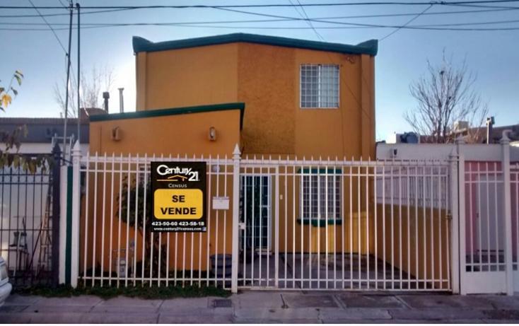 Foto de casa en venta en  , cosmos, chihuahua, chihuahua, 1958648 No. 01