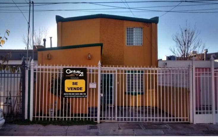 Foto de casa en venta en  , cosmos, chihuahua, chihuahua, 1958741 No. 01