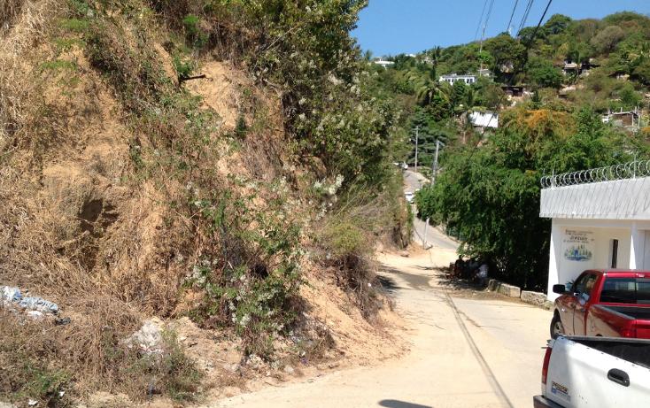 Foto de terreno habitacional en venta en  , costa azul, acapulco de juárez, guerrero, 1267759 No. 02