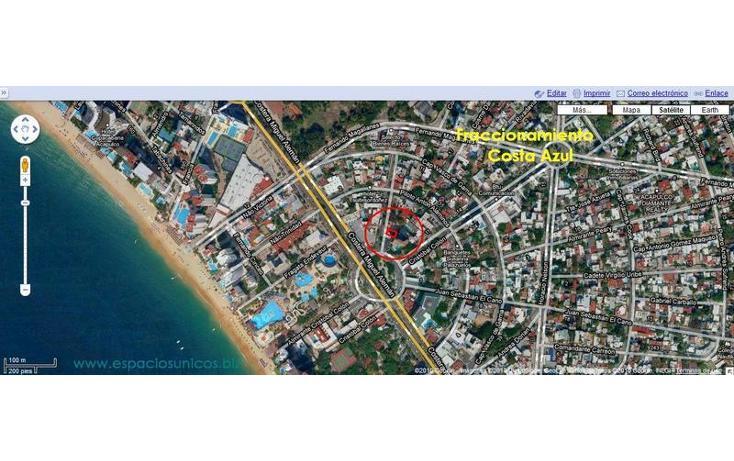 Foto de terreno habitacional en venta en  , costa azul, acapulco de juárez, guerrero, 1357297 No. 01