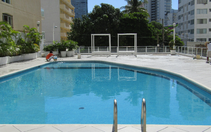 Foto de departamento en venta en  , costa azul, acapulco de ju?rez, guerrero, 1554648 No. 01