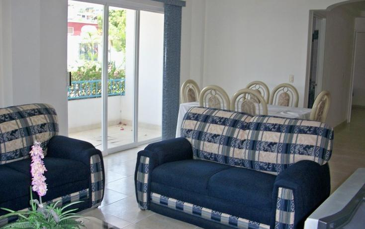 Foto de departamento en renta en  , costa azul, acapulco de ju?rez, guerrero, 447888 No. 01