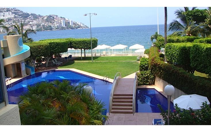 Foto de departamento en renta en  , costa azul, acapulco de ju?rez, guerrero, 577263 No. 01