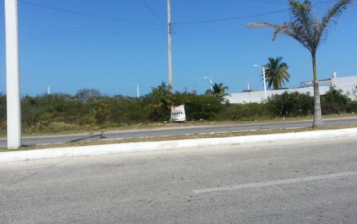 Foto de terreno habitacional en venta en  , costa azul, progreso, yucatán, 1820374 No. 01