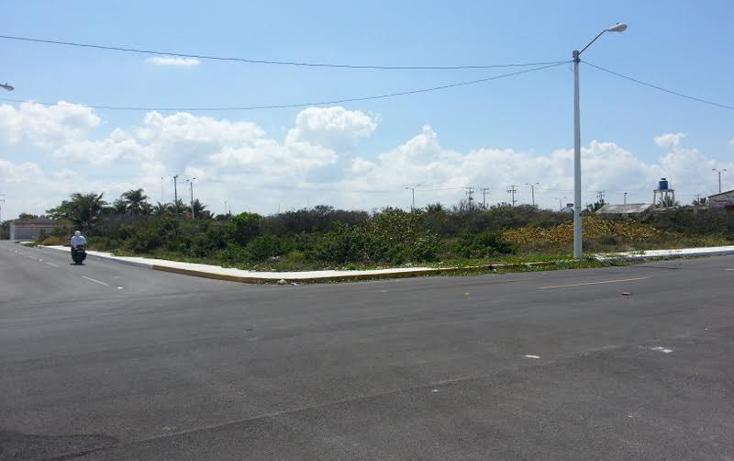 Foto de terreno habitacional en venta en  , costa azul, progreso, yucatán, 1820374 No. 03