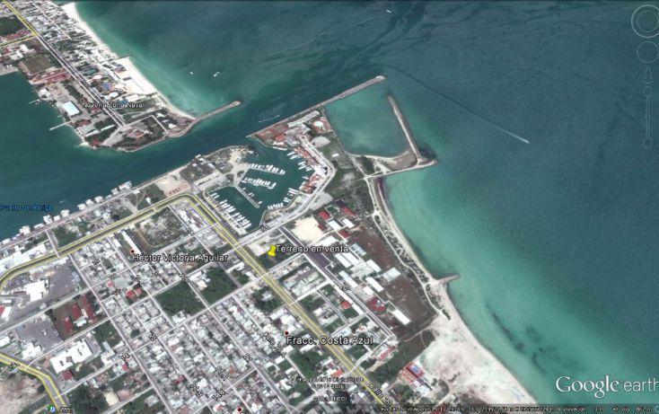 Foto de terreno habitacional en venta en, costa azul, progreso, yucatán, 1820374 no 05