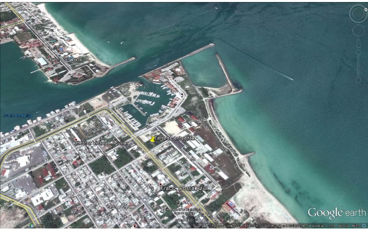 Foto de terreno habitacional en venta en  , costa azul, progreso, yucatán, 1820374 No. 05