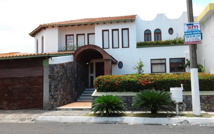 Foto de casa en venta en  , costa de oro, boca del río, veracruz de ignacio de la llave, 1060017 No. 01