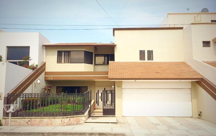 Foto de casa en venta en  , costa de oro, boca del río, veracruz de ignacio de la llave, 1073531 No. 01