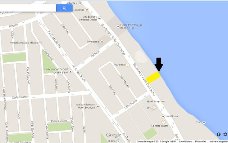 Foto de terreno comercial en venta en  , costa de oro, boca del río, veracruz de ignacio de la llave, 1094535 No. 05