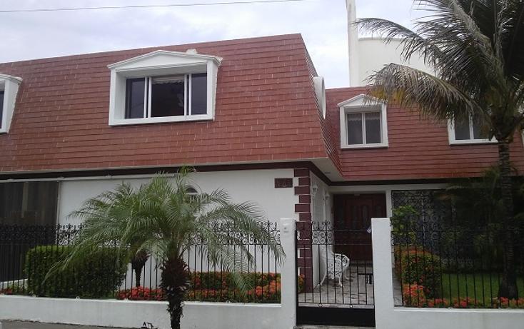 Foto de casa en venta en  , costa de oro, boca del río, veracruz de ignacio de la llave, 1140773 No. 01
