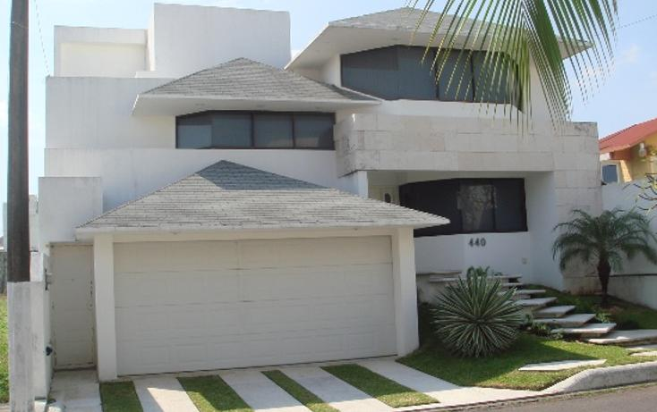 Foto de casa en venta en  , costa de oro, boca del río, veracruz de ignacio de la llave, 1194761 No. 01
