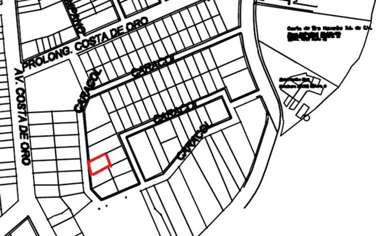 Foto de terreno habitacional en venta en  , costa de oro, boca del río, veracruz de ignacio de la llave, 1263363 No. 02