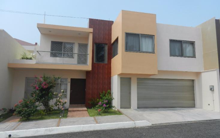 Foto de casa en venta en  , costa de oro, boca del río, veracruz de ignacio de la llave, 1293517 No. 01