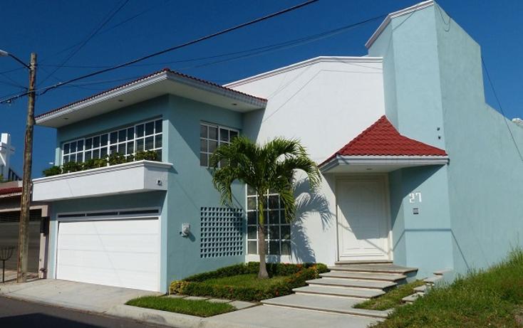 Foto de casa en venta en  , costa de oro, boca del río, veracruz de ignacio de la llave, 1418805 No. 01