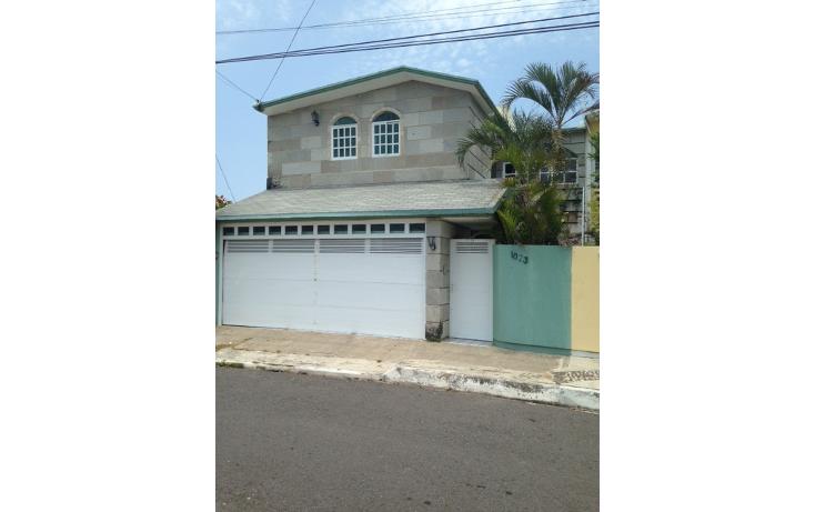 Foto de casa en venta en  , costa de oro, boca del r?o, veracruz de ignacio de la llave, 1693076 No. 01