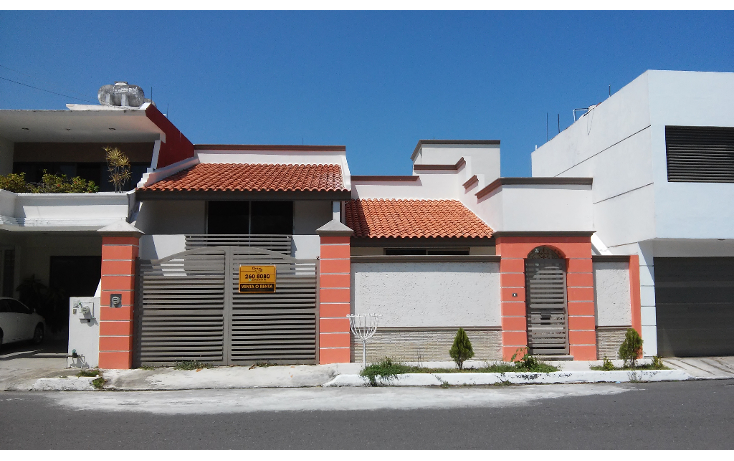 Foto de casa en venta en  , costa de oro, boca del río, veracruz de ignacio de la llave, 2038106 No. 01