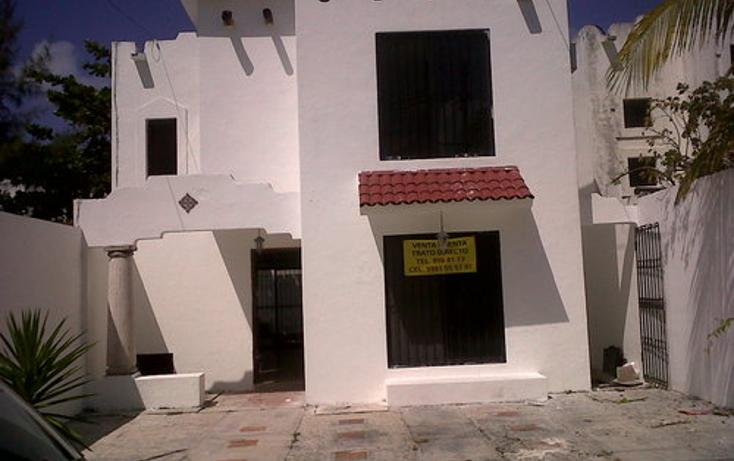 Foto de casa en venta en  , costa del mar, benito juárez, quintana roo, 1056609 No. 01