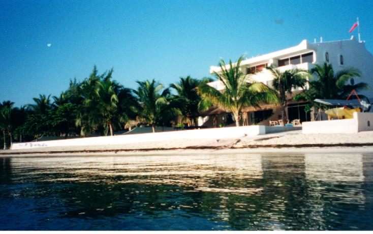 Foto de casa en renta en, costa del mar, benito juárez, quintana roo, 1102855 no 01