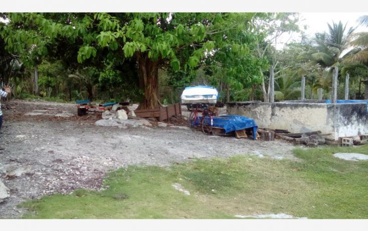 Foto de terreno comercial en venta en costera 1 sur, el naranjal, bacalar, quintana roo, 1819740 no 03