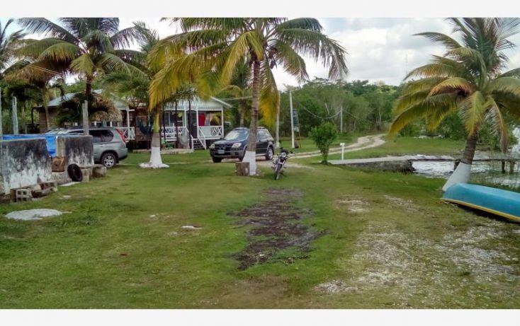 Foto de terreno comercial en venta en costera 1 sur, el naranjal, bacalar, quintana roo, 1819740 no 04