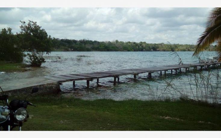 Foto de terreno comercial en venta en costera 1 sur, el naranjal, bacalar, quintana roo, 1819740 no 06