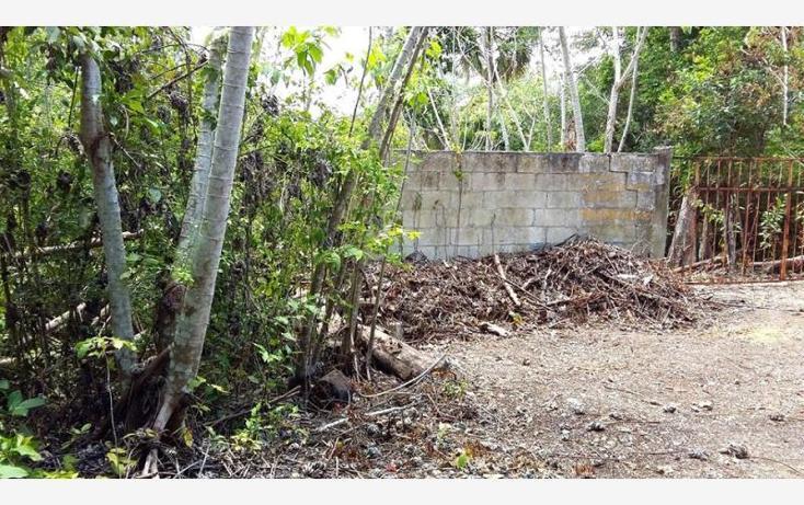 Foto de terreno comercial en venta en costera 30, bacalar, bacalar, quintana roo, 1849226 no 02