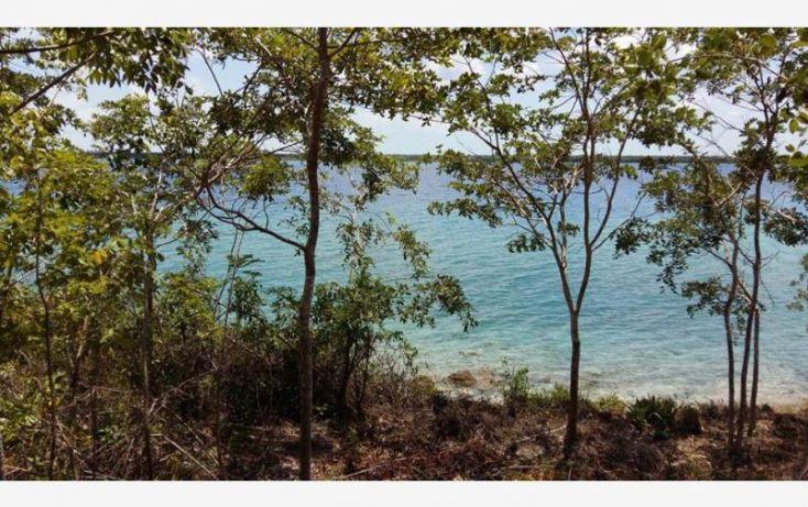 Foto de terreno comercial en venta en costera 30, bacalar, bacalar, quintana roo, 1849226 no 04
