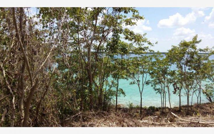 Foto de terreno comercial en venta en costera 30, bacalar, bacalar, quintana roo, 1849226 no 07