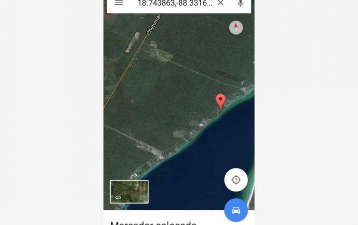 Foto de terreno comercial en venta en costera 30, bacalar, bacalar, quintana roo, 1849226 no 08