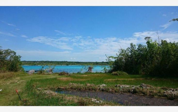 Foto de terreno comercial en venta en costera 5, bacalar, bacalar, quintana roo, 1689112 no 02
