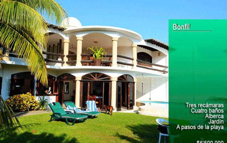 Foto de casa en venta en costera benito juárez, plan de los amates, acapulco de juárez, guerrero, 1377909 no 01