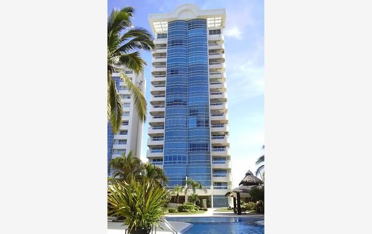 Foto de departamento en venta en costera de las palmas n/a, playa diamante, acapulco de ju?rez, guerrero, 629475 No. 01