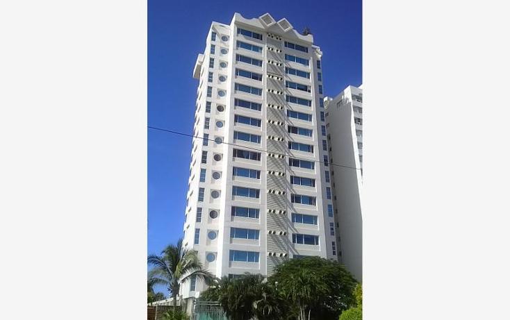 Foto de departamento en venta en costera de las palmas n/a, playa diamante, acapulco de ju?rez, guerrero, 629475 No. 02