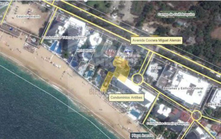 Foto de departamento en venta en costera miguel alemn edificio antibes, costa azul, acapulco de juárez, guerrero, 1441607 no 15