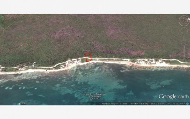 Foto de terreno comercial en venta en costera sur 4, mahahual, othón p blanco, quintana roo, 1980402 no 10