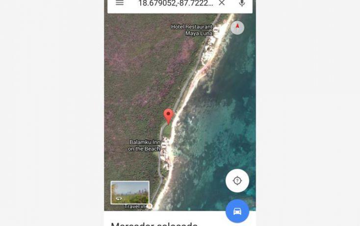 Foto de terreno comercial en venta en costera sur 4, mahahual, othón p blanco, quintana roo, 1980402 no 11