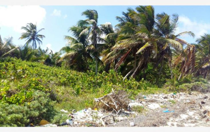 Foto de terreno comercial en venta en costera sur 49, kuchumatán, bacalar, quintana roo, 2029374 no 07